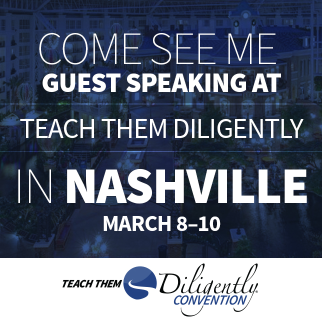Teach Them Diligently Convention 2018